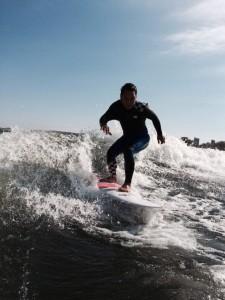 ボートサーフィン(^_^)v